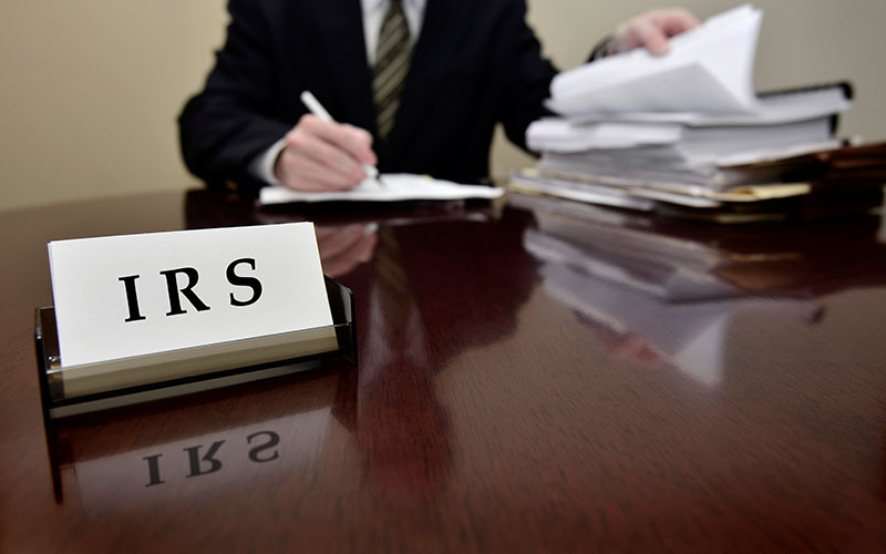 IRS Representation